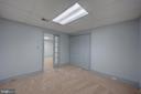 Office / Bonus Room in Lower Level - 12126 MERRICKS CT, MONROVIA