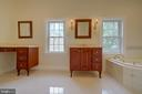 Master Bathroom - 12126 MERRICKS CT, MONROVIA