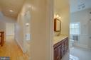 2nd Level Hallway - 12126 MERRICKS CT, MONROVIA