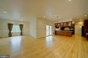 Family Room off Kitchen - 12126 MERRICKS CT, MONROVIA