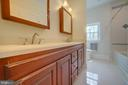Full Bath - 12126 MERRICKS CT, MONROVIA
