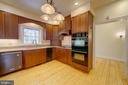 Double  Oven & Cooktop - 12126 MERRICKS CT, MONROVIA