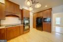 Built-Ins In Kitchen for All Appliances - 12126 MERRICKS CT, MONROVIA