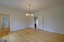 Formal Dining Room - 12126 MERRICKS CT, MONROVIA