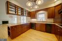 Fully Equipped Kitchen off Family Room - 12126 MERRICKS CT, MONROVIA