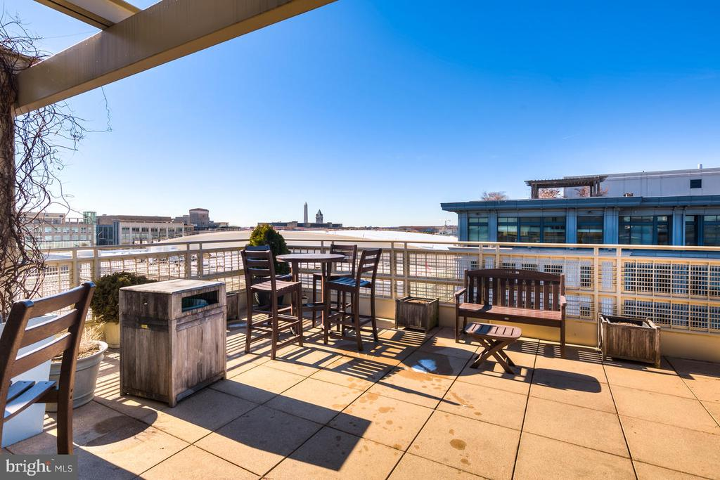 Rooftop Deck - 715 6TH ST NW #205, WASHINGTON
