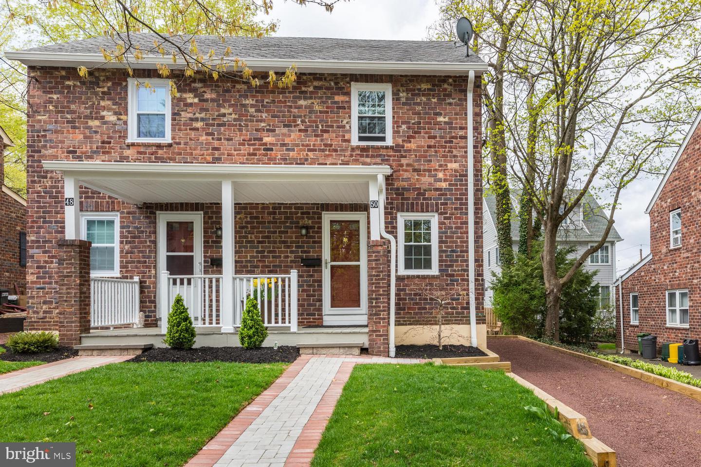 Single Family Home for Sale at 50 LINDEN Lane Princeton, New Jersey 08540 United StatesMunicipality: Princeton