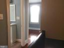 Upstairs Hallway with Wood Floors. - 632 FRANKLIN ST NE, WASHINGTON