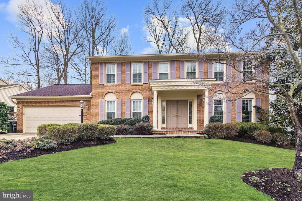 Fairfax Homes for Sale -  Cul De Sac,  9707  DANSK COURT