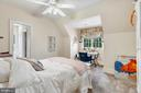 One of two Bedrooms on 2nd floor - 23590 SALLY MILL RD, MIDDLEBURG