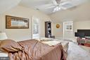 Second Bedroom on 2nd floor - 23590 SALLY MILL RD, MIDDLEBURG
