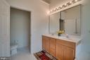 Master Bathroom Double Vanity - 20129 PRAIRIE DUNES TER, ASHBURN