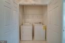 Washer and Dryer - 20129 PRAIRIE DUNES TER, ASHBURN