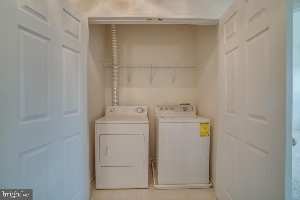 Laundry - 20129 PRAIRIE DUNES TER, ASHBURN