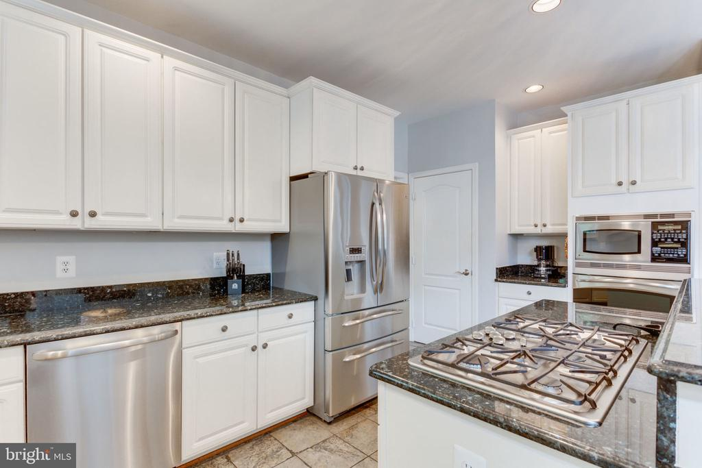 Kitchen With Profile Stainless Steel Appliances - 2232 CENTRAL AVE, VIENNA