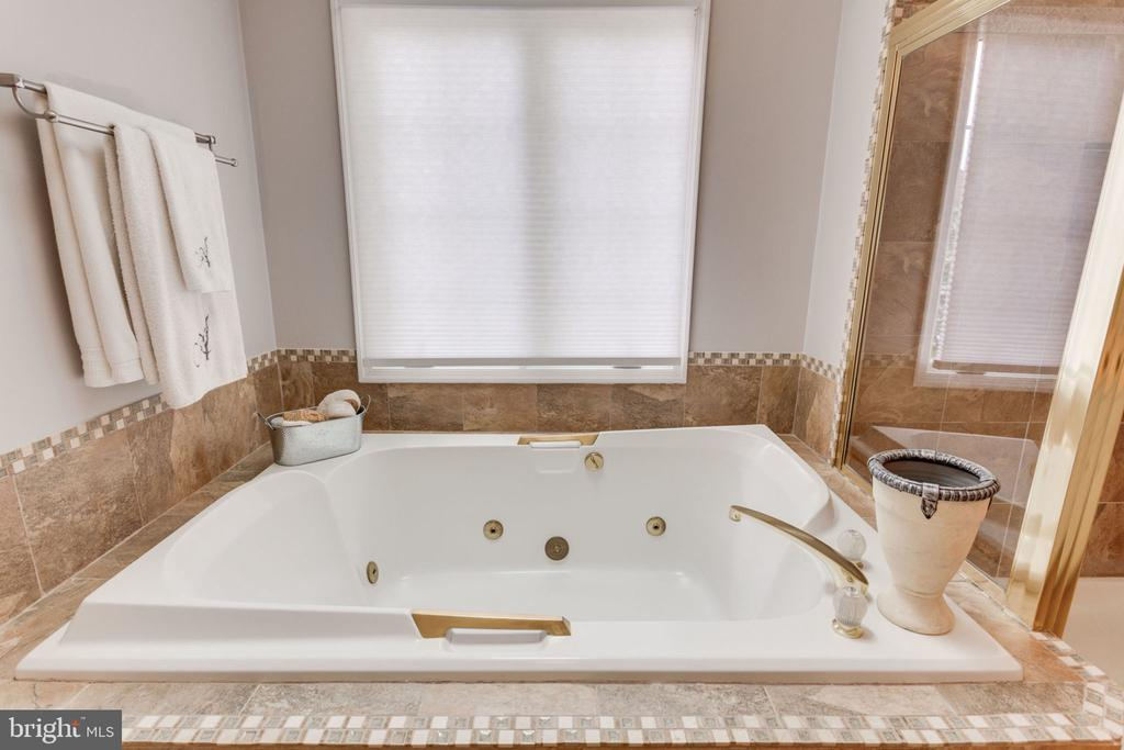 Master Bath Jetted Tub - 2232 CENTRAL AVE, VIENNA