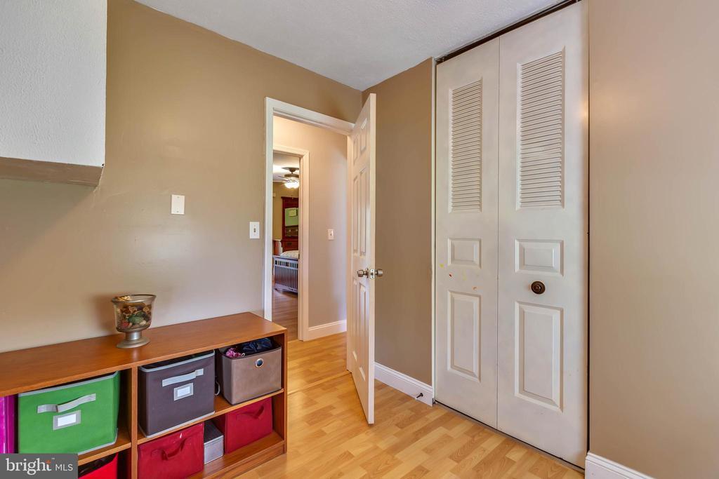 BEDROOM #2 VIEW2 - 7396 HILLSIDE TURN, MOUNT AIRY