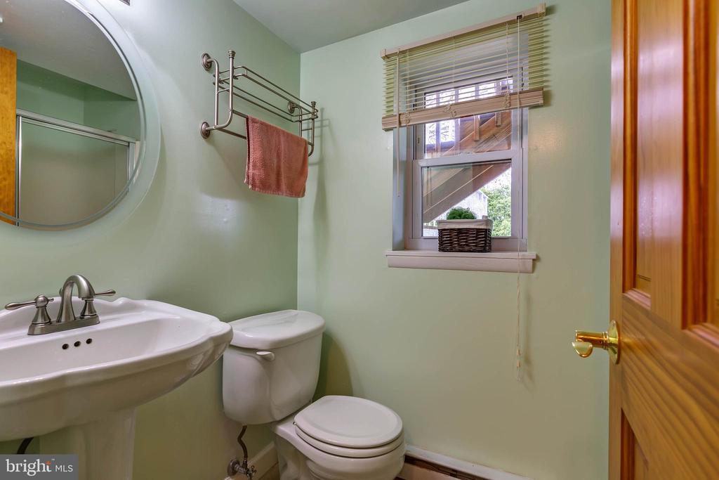 FULL BATHROOM LOWER LEVEL - 7396 HILLSIDE TURN, MOUNT AIRY