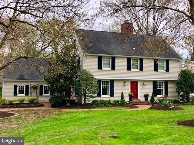 Single Family Home for Sale at 5 AQUA TER Pennington, New Jersey 08534 United StatesMunicipality: Hopewell Township
