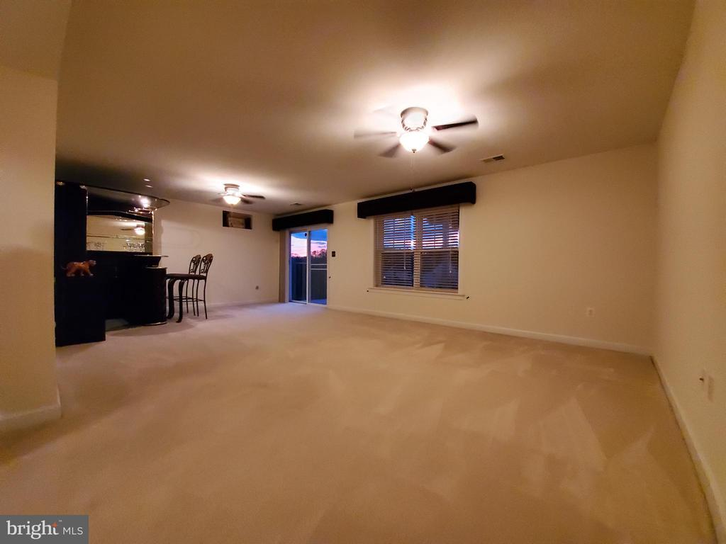 Rec Room with corner bar conveys with accept price - 4152 AGENCY LOOP, TRIANGLE