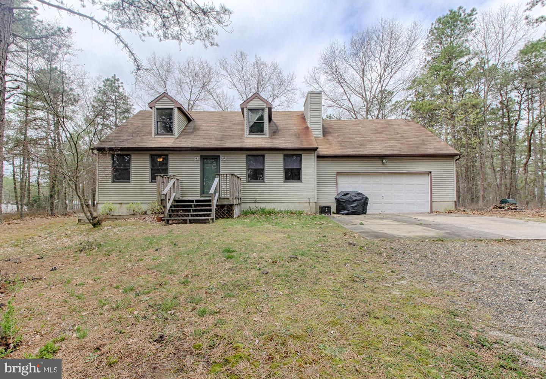 Частный односемейный дом для того Продажа на 4165-B ROUTE 563 Chatsworth, Нью-Джерси 08019 Соединенные Штаты