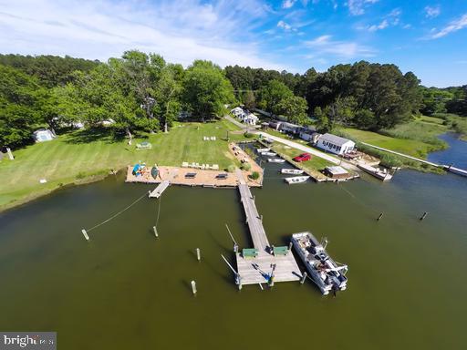 Single Family Homes için Satış at Bozman, Maryland 21612 Amerika Birleşik Devletleri