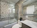 Gorgeous in-laid tile - 1633 KALMIA RD NW, WASHINGTON