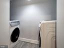 High end washer and dryer - 1633 KALMIA RD NW, WASHINGTON