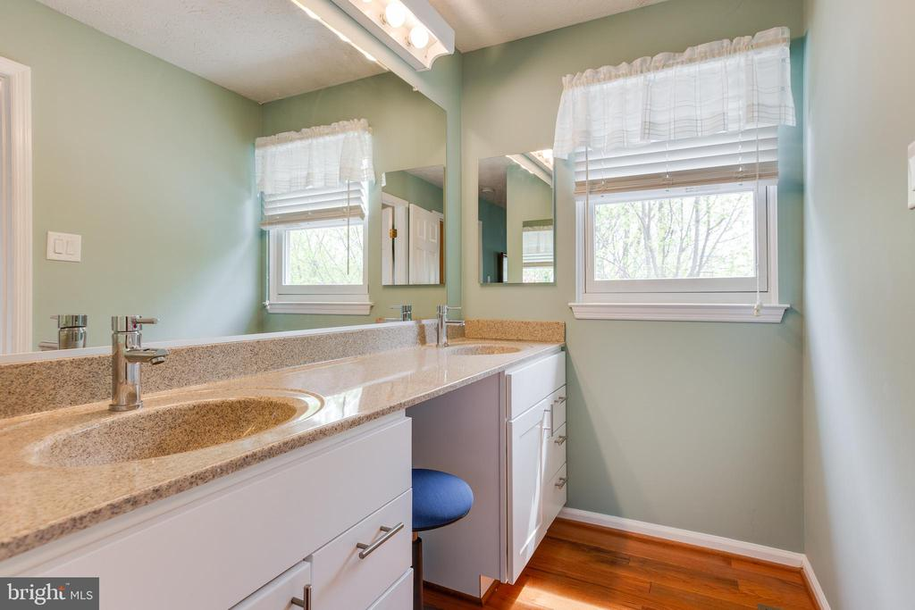 Owners suite full-bath - 15103 SWISS STONE CT, BURTONSVILLE