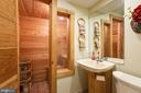 What? A sauna too! - 15103 SWISS STONE CT, BURTONSVILLE