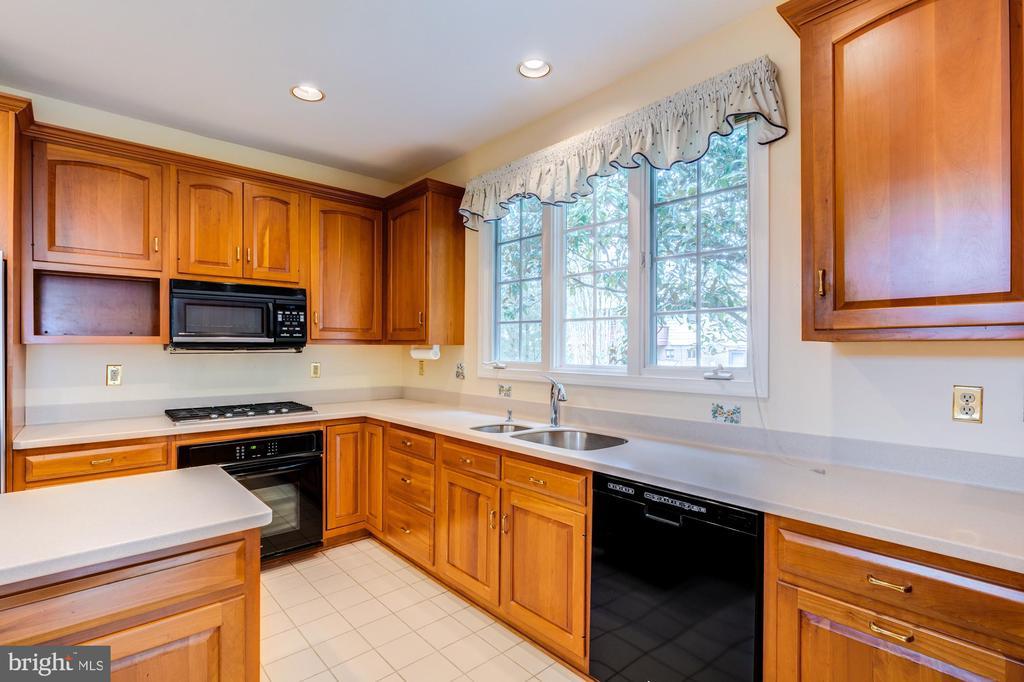 Maple cabinets. Lush garden views! - 2405 SAGARMAL CT, DUNN LORING