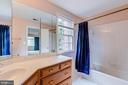 2 Separate master baths in master suite - 2405 SAGARMAL CT, DUNN LORING