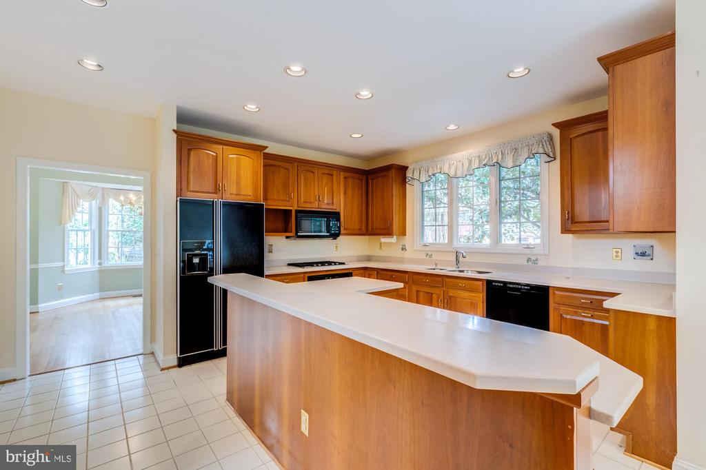 Every room is bathed in natural light! - 2405 SAGARMAL CT, DUNN LORING