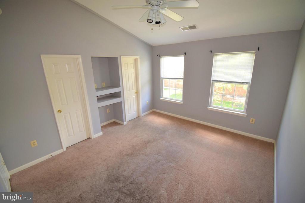Third level : Master bedroom - 22953 WHITEHALL TER, STERLING
