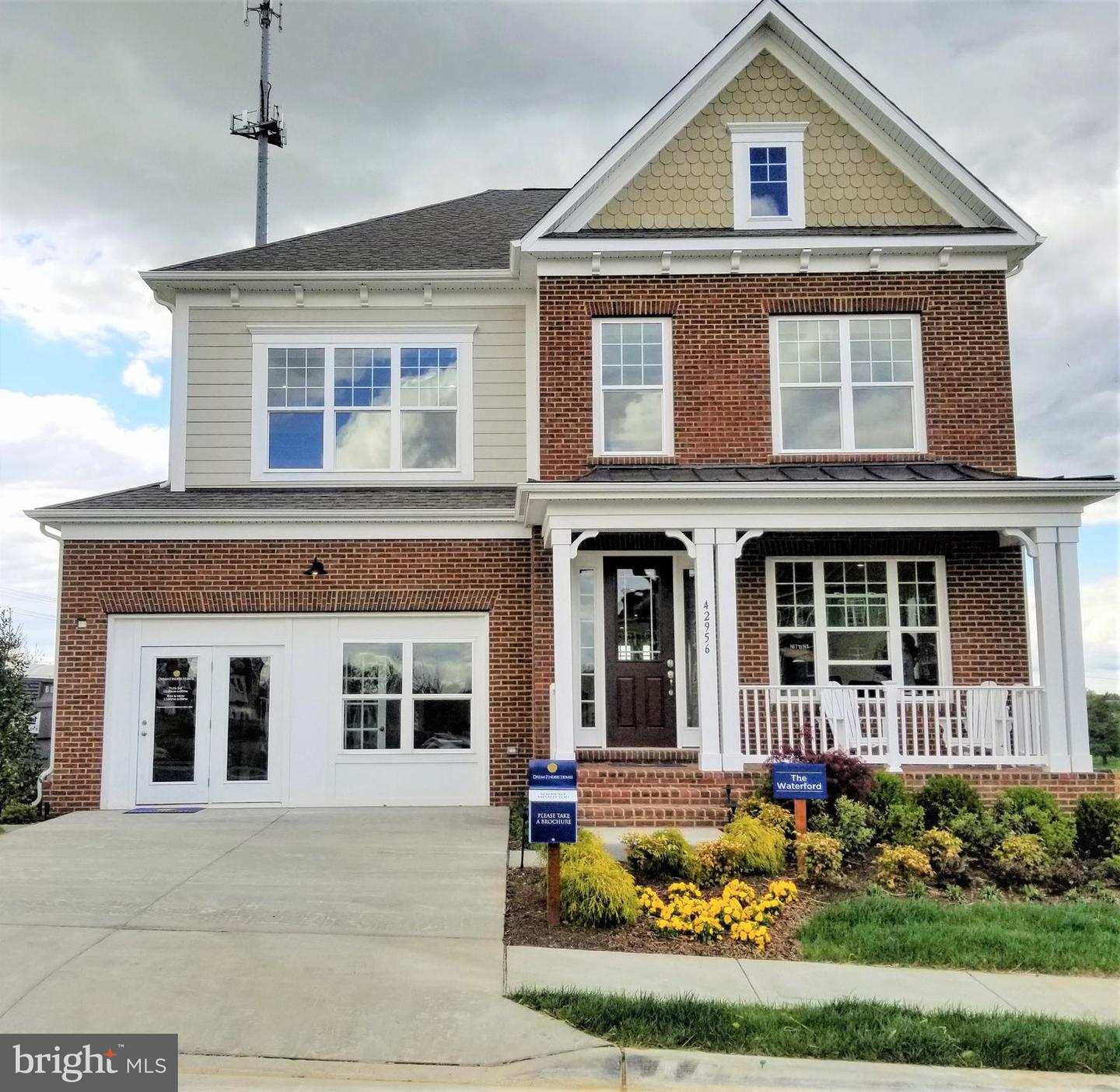 Single Family for Sale at Wild Willow Way- Waterford Leesburg, Virginia 20175 United States