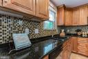 Updated granite countertops. - 8 GLENGYLE CT, STERLING