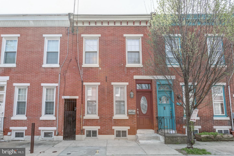 Частный односемейный дом для того Продажа на 442 E FLORA Street Philadelphia, Пенсильвания 19125 Соединенные Штаты
