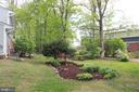Back yard - 9005 CHERRYTREE DR, ALEXANDRIA
