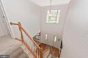 Foyer From Above - 5586 BROADMOOR TER NORTH TER, IJAMSVILLE