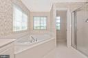 Master Bathroom - 5586 BROADMOOR TER NORTH TER, IJAMSVILLE