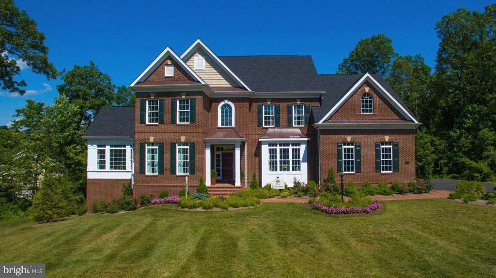 Elegant Brick Front - 12245 CLIFTON POINT RD, CLIFTON