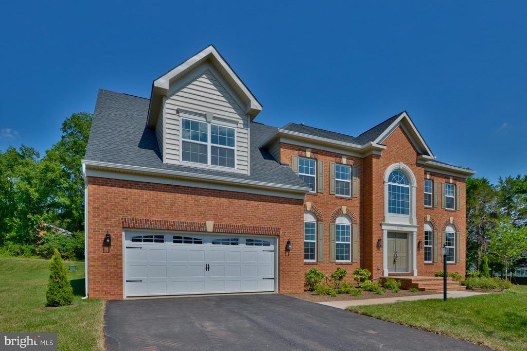 *Photo Similar to House Being Built* - 7753 LIONS GATE CT, FALLS CHURCH