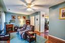 Living room - 137 NEW PROVIDENCE DR, RUTHER GLEN