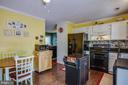 Kitchen - 137 NEW PROVIDENCE DR, RUTHER GLEN