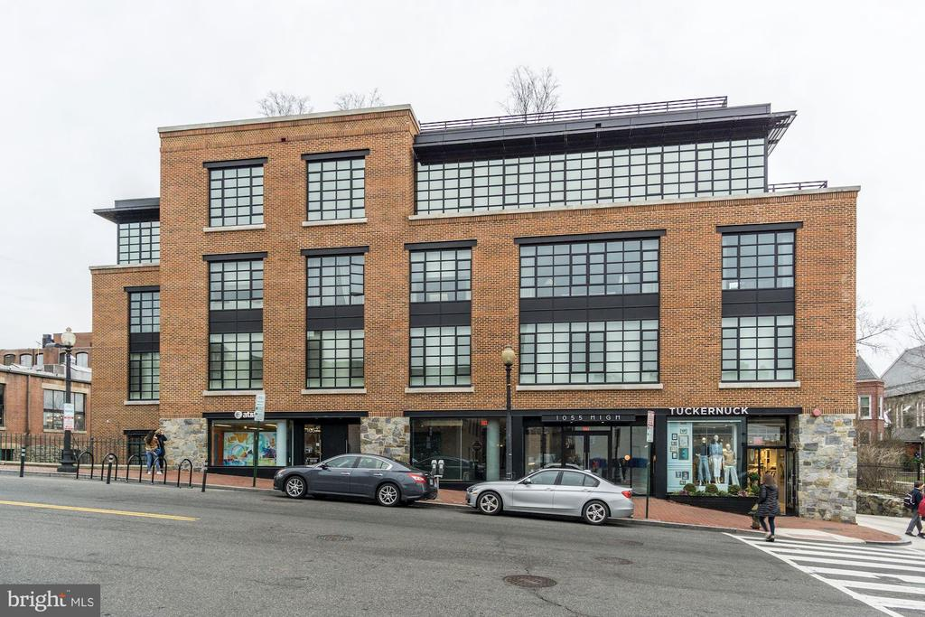 1055 High Condominium - 1055 WISCONSIN AVE NW #2W, WASHINGTON