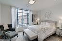 Bedroom 2, ensuite - 1055 WISCONSIN AVE NW #2W, WASHINGTON
