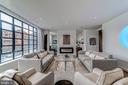 Living room - 1055 WISCONSIN AVE NW #2W, WASHINGTON