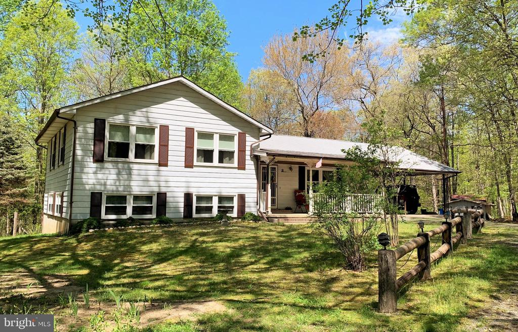 11000  SOLDIERS REST LANE, Marshall in FAUQUIER County, VA 20115 Home for Sale