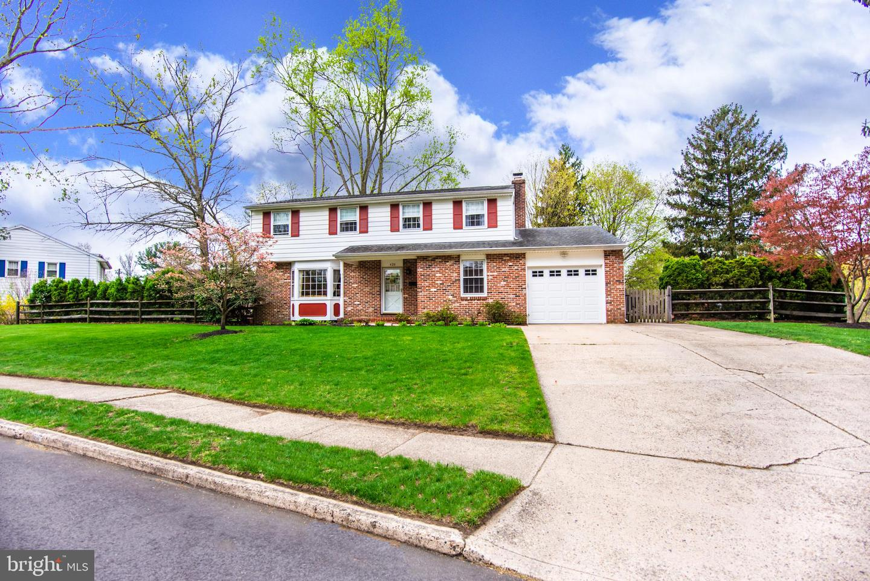 Maison unifamiliale pour l Vente à 426 PARKVIEW Drive Mount Holly, New Jersey 08060 États-Unis