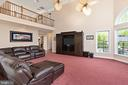 Two Story Ceilings - 12515 SINGLE OAK RD, FREDERICKSBURG